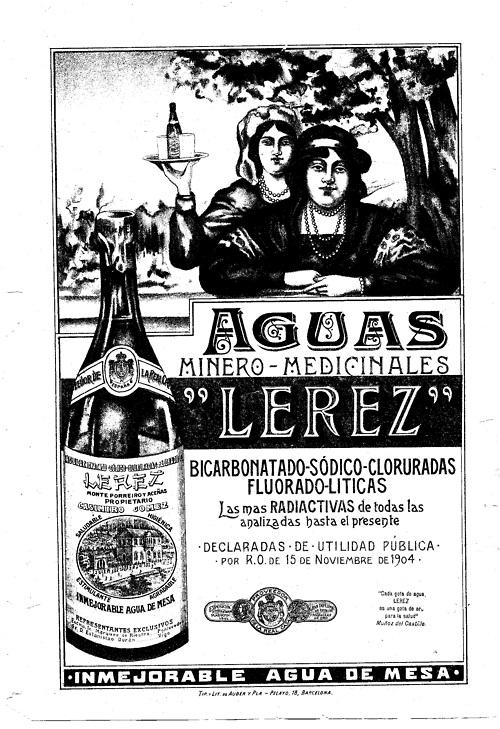Periódico Vida Gallega, enero 1909