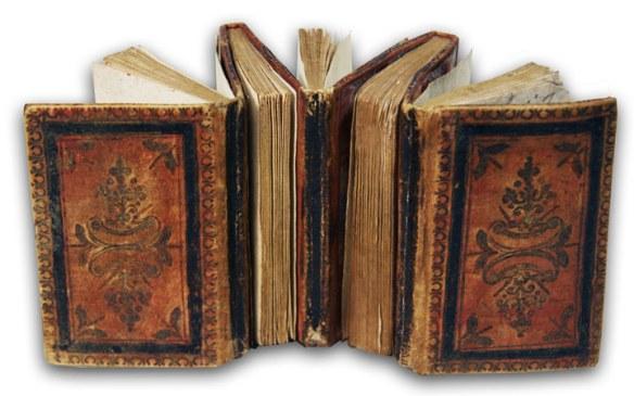 Ed. J. M. Feichtinger, Lintz, 1736-1737. Via Book Porn