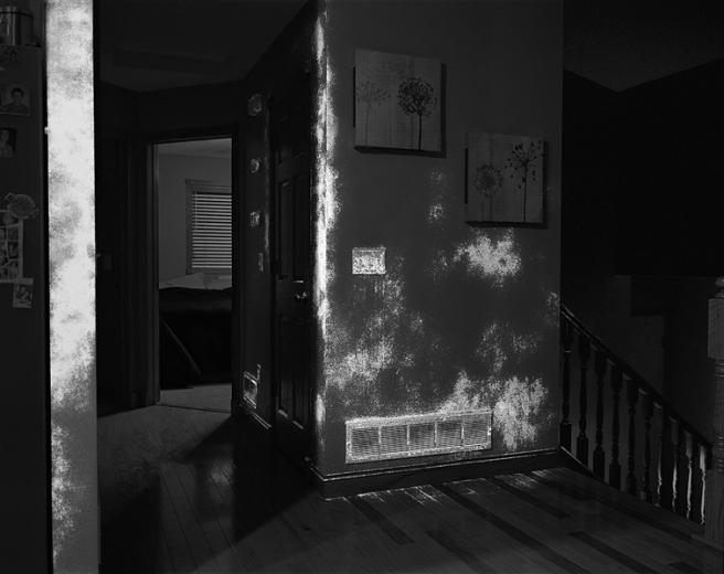 Evidence fotografías de Angela Strassheim. Via