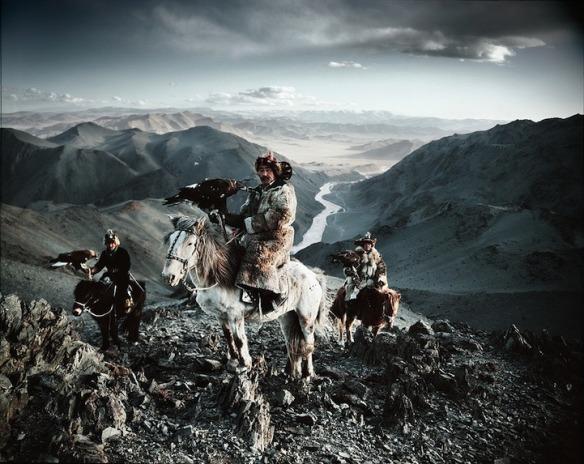 Fotografías de  Jimmy Nelson sobre las tribus menos accesibles del mundo. Fuente