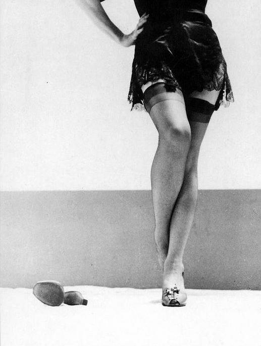 Volvemos al principio: Marlene Dietrich.