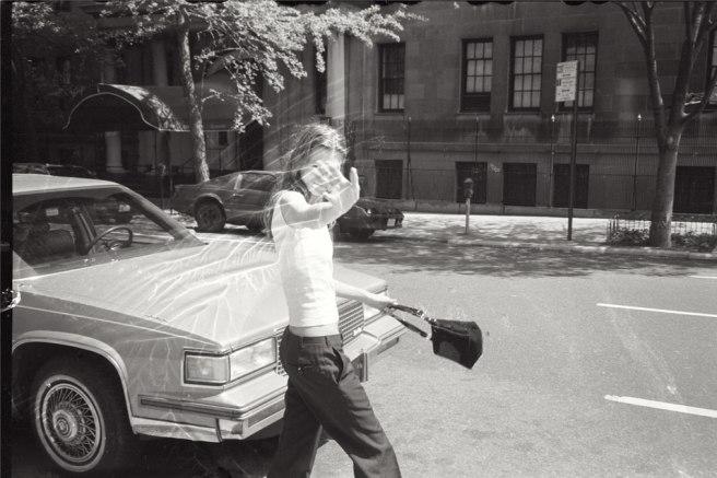 Kate Moss fotografiada por Glen Luchford. Via
