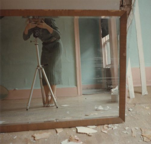 Francesca Woodman, 'Untitled', New York, 1979. Via