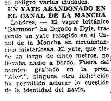 El pueblo gallego : diario de la mañana, al servicio de los intereses de Galicia: Num. s.n. (30/09/1934)