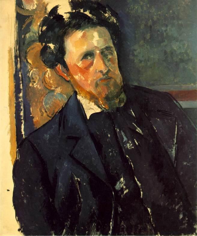 Joachim Gasquet  (1896) - Cézanne. Via