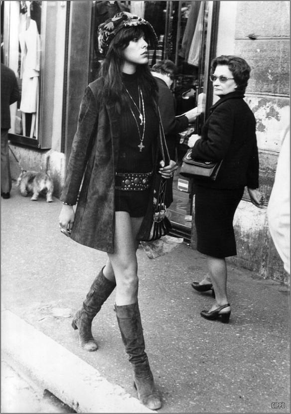 Nadia Cassini, Roma (1973) Via