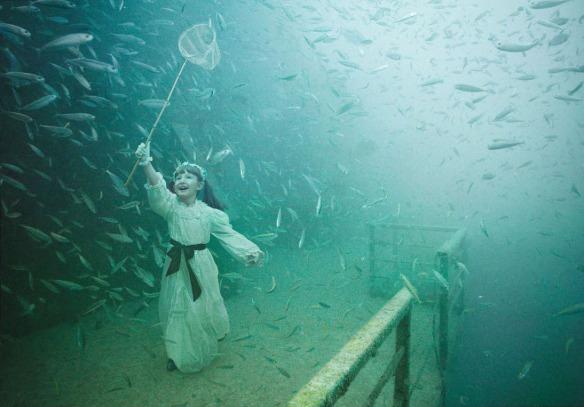 Andreas Franke, The Sinking World. Via