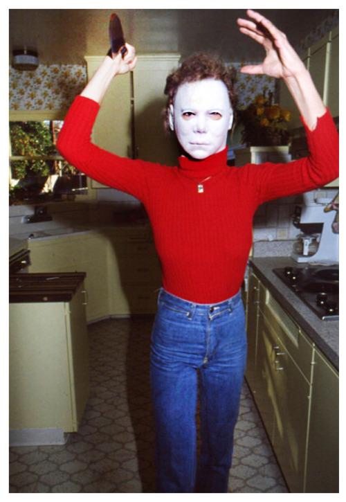 Jamie Lee Curtis - Los Angeles, CA, 1979 | Photo: Maureen Donaldson