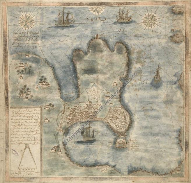 mapacoruna